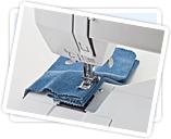 パワフル厚物縫い